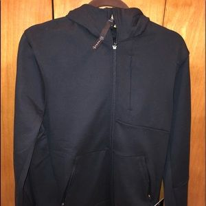 Lululemon Mens Black City Sweat Zip Thermo Small